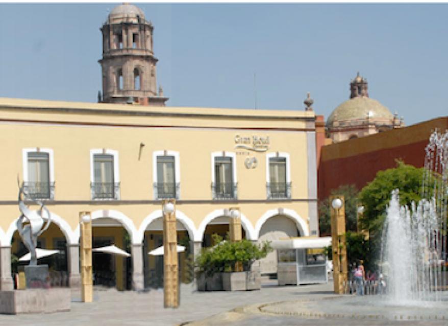GRAN HOTEL QUERÉTARO
